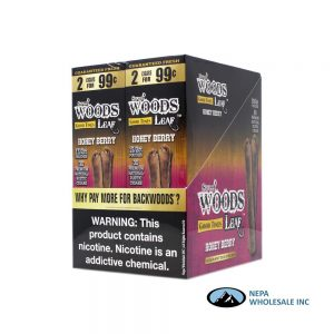 GT Woods Honey Berry Double Pack 2 for $0.99