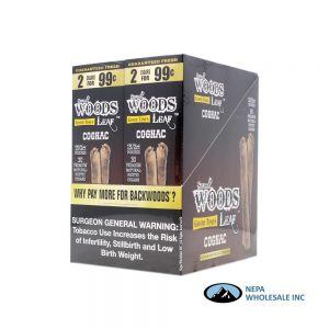 GT Woods Cognac Double Pack 2 for $0.99