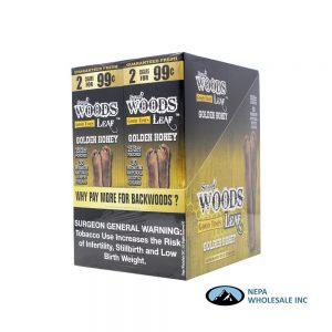 GT Woods Golden Honey Double Pack 2 for $0.99