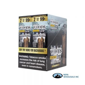 GT Woods Russian Cream Double Pack 2 for $0.99