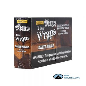 Sweet Woods Wraps 2-25CT Sweet