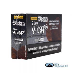Sweet Woods Wraps 2-25CT Unsweet