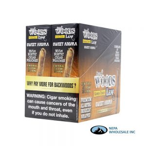 GT Woods Sweet Aroma Dbl Display 60/1 CT