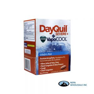 Dayquil Sever Vapo Cool 25 x 2's