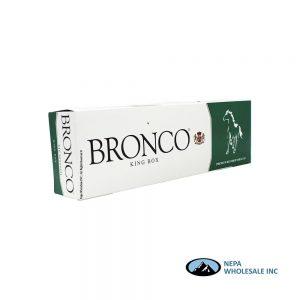 Bronco King Menthol