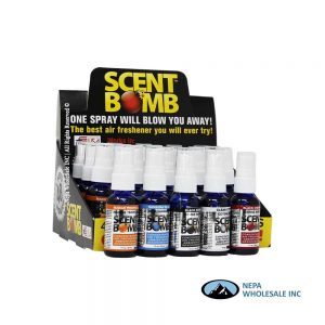 .Scent Bomb 20ct Display