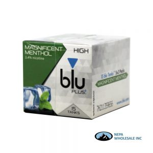 Blu Plus Cartridge 5-3 Tank Magnificent Menthol 2.4%
