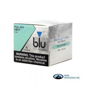 Blu Plus Cartridge 5-3 Tank Polar Mint 2.4%