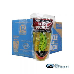 .Pickle In a Pouch 12 CT Hot Jumbo