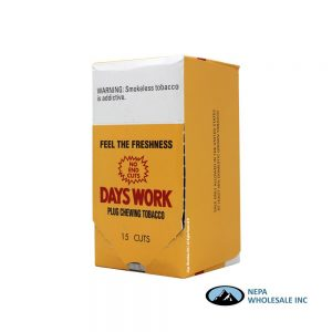 Days Work Chewing Tobacco 15 CT