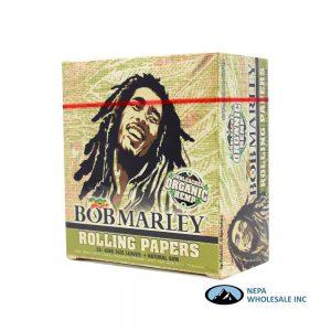 Bob Marley Organic Hemp King Size 50 PC Cigarette Paper