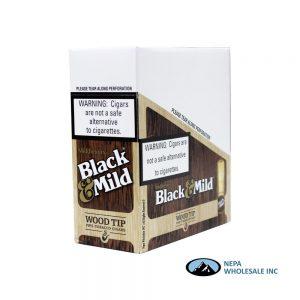 Black & Mild 10-5PK Regular Wood Tip