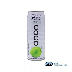 .Savia Coconut Juice 24-500 ml