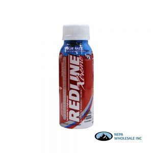 .Redline 24-8 Oz Xtreme Blue Raspberry