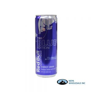 .Red Bull - 24 PK - 12 Oz. Blue Edition