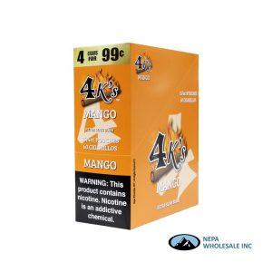 GT 4 Kings Mango 4 for $0.99 15 PK