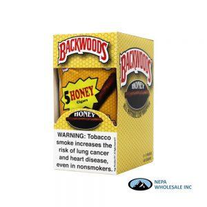 BackWoods 5 PK 40 Honey