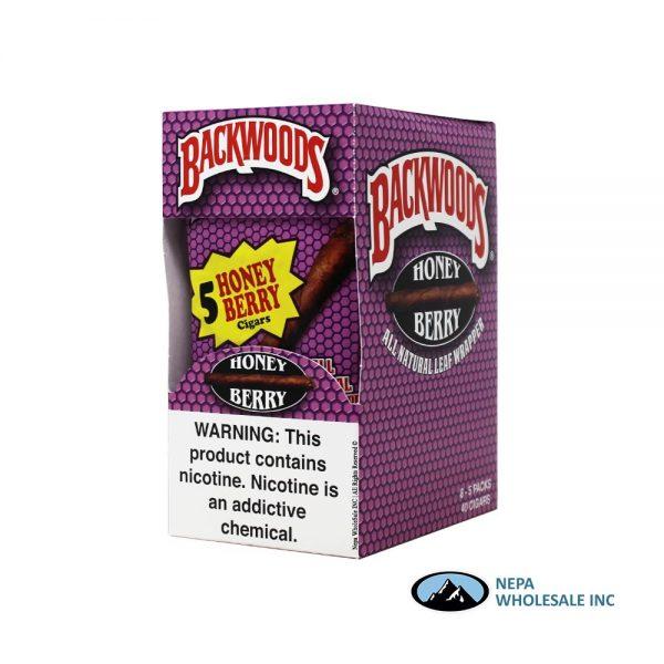 BackWoods 5 PK 40 Honey Berry