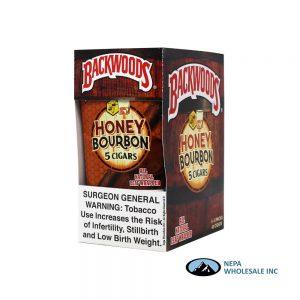 BackWoods 5 PK 40 Honey Bourbon
