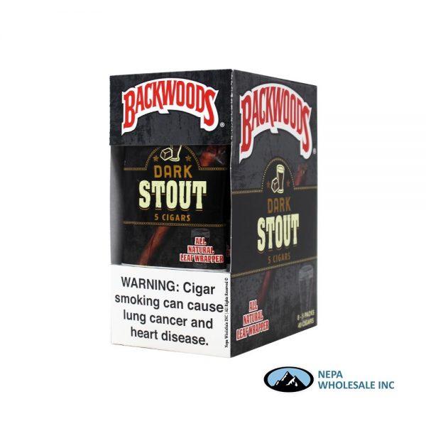 BackWoods 5 PK 40 Dark Stout