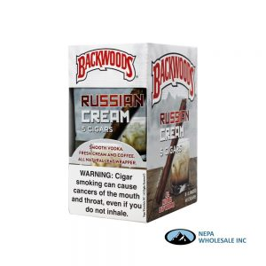 BackWoods 5 PK 40 Russian Cream