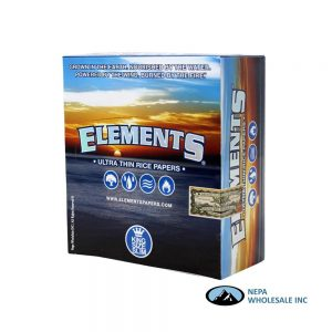 Elements Paper 50ct King Slim