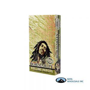 Bob Marley Organic Hemp 1 1/4 25 PC Cigarette Paper