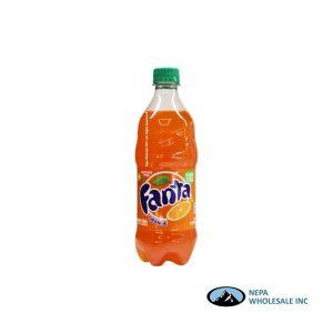 .Fanta Orange 20 Oz