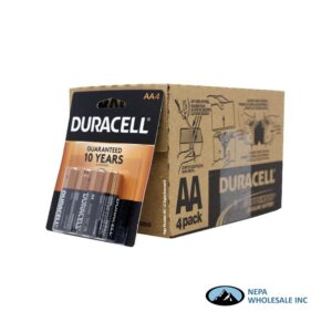 Duracell AA 4PK 14 CT Copper Top