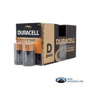 Duracell D 2PK - 6 CT Copper Top