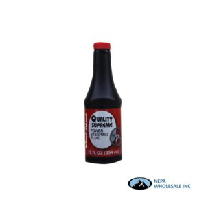 .Quality Supreme Power Steering Fluid 12-12 FL Oz