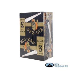 Zig Zag Cones KS 24PK-3 Cones