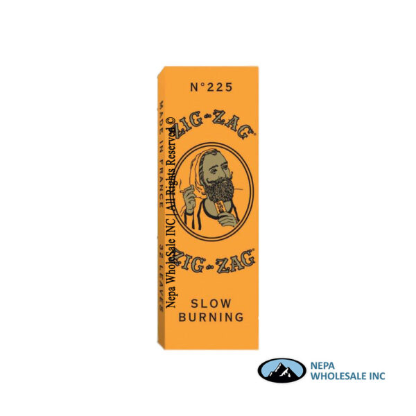 Zig Zag 1 1/4 Rolling Papers Orange