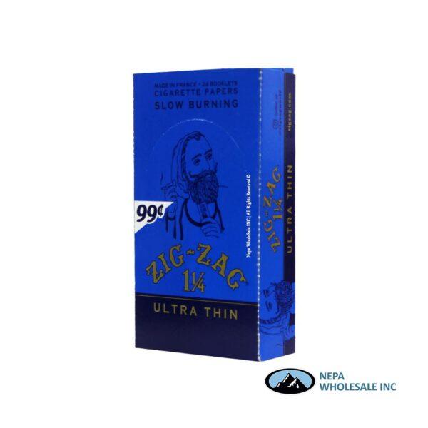 Zig Zag 1 1/4 Ultra Thin $0.99 24 CT