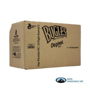 .Bugles 6/3Oz Original