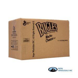.Bugles 6/3Oz Nacho Cheese