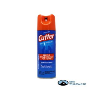 Cutter Spray Insect Repellent 6oz Unscented