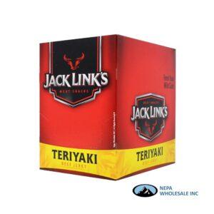 JackLink 10-1.25oz Jerky Teriyaki
