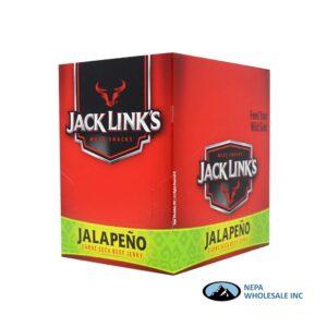 JackLink 10-1.25oz Jerky Jalapeno