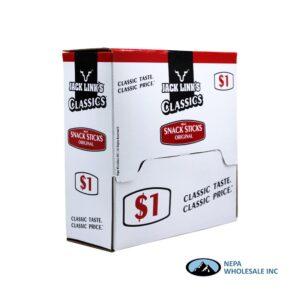 JackLink 72-0.8oz $1 Classics