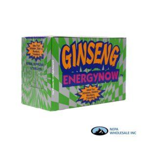 Energy Now Ginsing