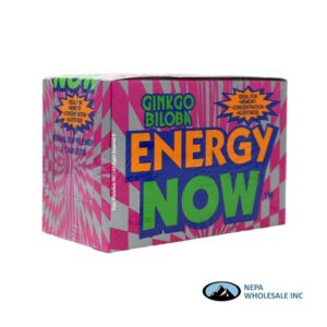 Energy Now Ginkgo Biloba