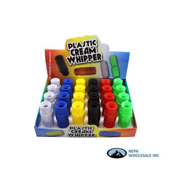 Plastic Cream Whipper 24 CT