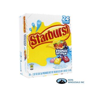 Starburst 24-2.07 Oz Summer Splash