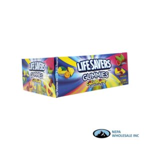 Life Savers Gummies Collision Share Size