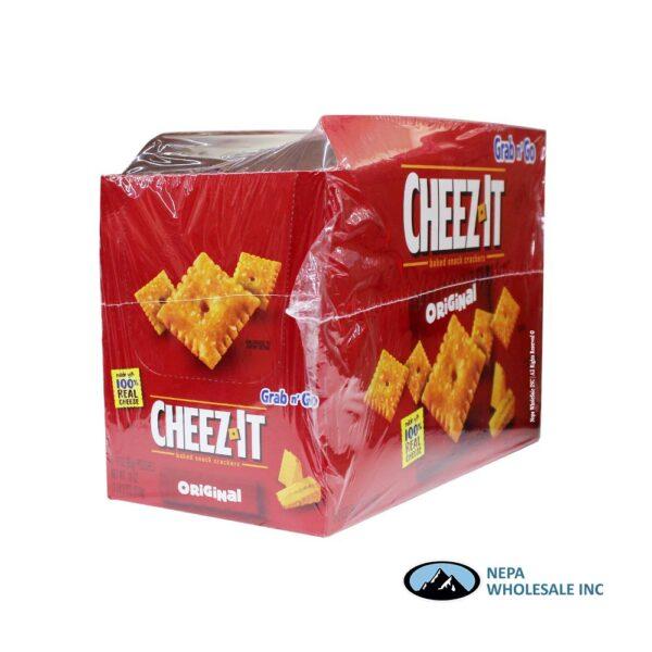 Cheez-It 6-3 Oz Regular Grab n Go