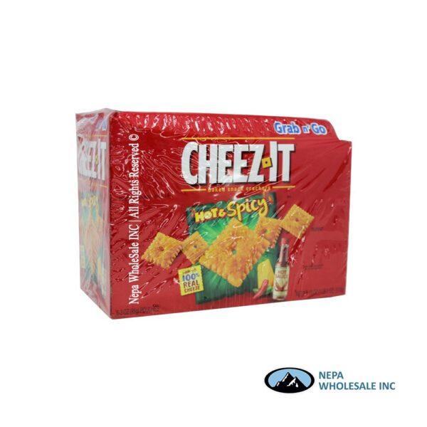 Cheez-It 6-3 Oz Hot & Spicy Grab n' Go
