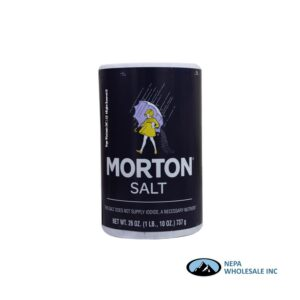 Morton Iodized Salt 1lb