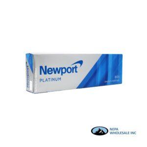 Newport 100's Platinum Smooth Menthol