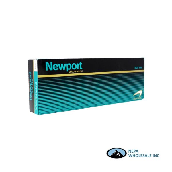 Newport 100's Smooth Select Menthol